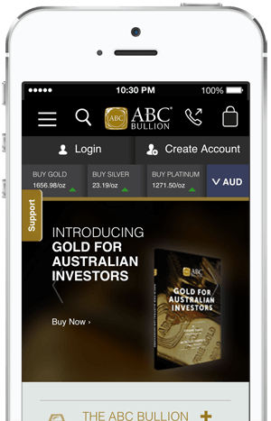 ABC Bullion Client Portal to Self-manage their Portfolio