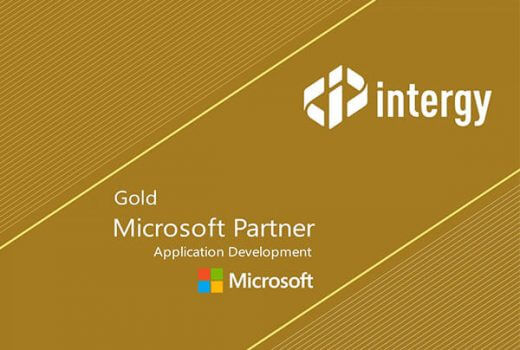 Intergy is now a Microsoft Gold Partner